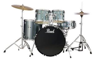 "PEARL ROADSHOW 20"" FUSION CHARCOAL METALLIC"